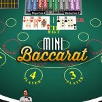 The Game of Baccarat: Several Variations to Take Note of
