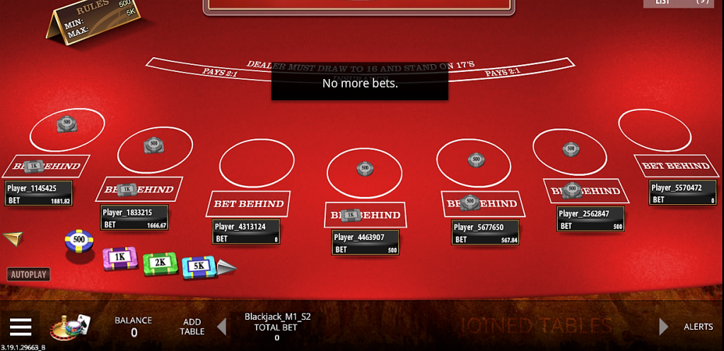 How to Play Blackjack in W88 7
