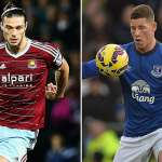 £15M Deal for Ross Barkley by Chelsea Almost Finish Leading to Potential Interest in Andy Carroll