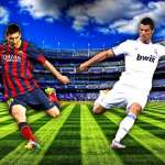 Intensified Rivalry between Cristiano Ronaldo and Lionel Messi