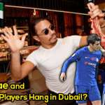 Chelsea Footballers Spotted in Salt Bae's Restaurant in Dubai