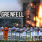 Charity Football Match In Honor of Grenfell Fire