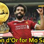Mohamed Salah: A Potential Ballon d'Or Contender from Liverpool's Finest