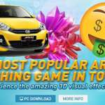 Purchase a Perodua Myvi with your Wins from W88 Fishing World Game