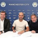 Manchester City Extends Pep Guardiola's 2 Year Contract for Season 2020-2021
