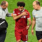 Post Real Madrid Loss Brings Mohamed Salah to Treatment for Shoulder Injury