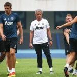 Jose Mourinho Kickstarts Training Season with Manchester United