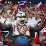 World Cup Host Russia Brings Pride Amongst Fans Over Shocking Shoot Out Against Spain