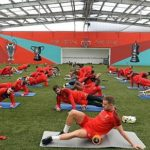 Training Session for Liverpool and Star Player Mo Salah Commences at Melwood