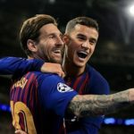 Barcelona Midfielder Phillipe Coutinho in Awe of Lionel Messi's Moves Against Tottenham