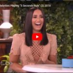 Celebrities Fail at 5 Second Game with Ellen