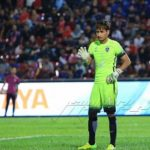Malaysia's Goal Keeper Farizal Marlias Confident towards Defeating Vietnam in the Second Leg