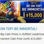 Promotional Update: Get $15,000 with Soft Bet Slots Bonus