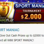 Promotional Update: Sports Bettors Rejoice! Win as much as $2,000 is Sports Tournament