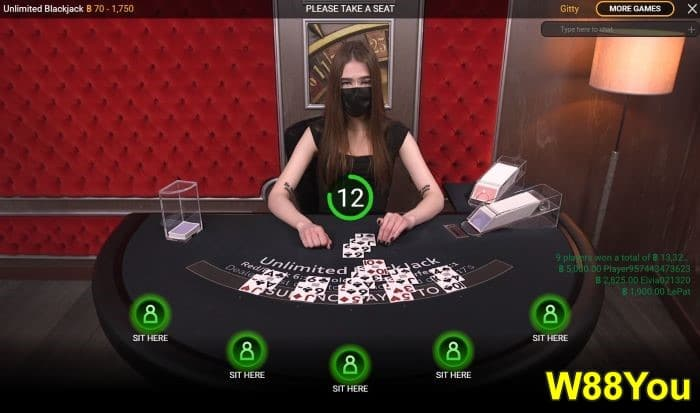 How to play blackjack 21 - 3 Easy steps to play & win online