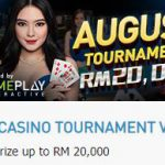 Promotional Update: Play in the August Tournament at W88 Slots Today!