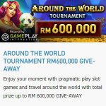 Promotional Update: Win RM 600,000 in Around the World Tournament