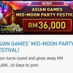 Promotional Update: Asian Games Mid-Moon Party Festival for the W88 Slots Fanatic