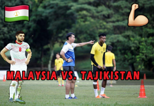 Malaysia and Tajikistan Face Off in a Friendly Prior to November's World Cup Qualifies