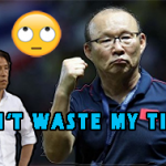 Akira Nishino Takes a Dig at Vietnamese Players Unprofessional Behavior