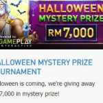 Promotional Update: Halloween Mystery Prize of RM 7,000 to Spook Your Worries Away