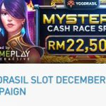 Promotional Update: Mystery Cash Race Spin – Win as much as RM 22,500!