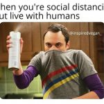 10 Memes on What Social Distancing is Like for Everyone Outdoors
