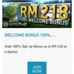 W88 Promotional Update: 100% Welcome Bonus Up To 218 MYR