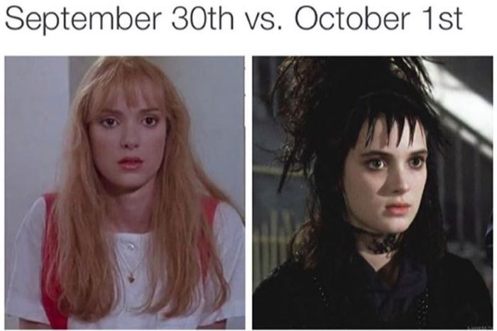 10 Usual But Funny Memes Every Time Halloween Is Coming!