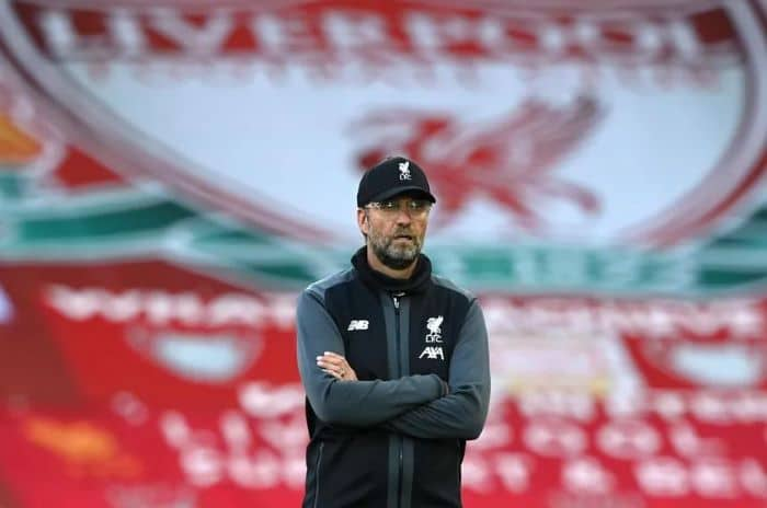 Reds' Klopp believes Chelsea as EPL Faves to Win This Season