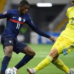 Anthony Martial treated injury after France vs Kazakhstan WC