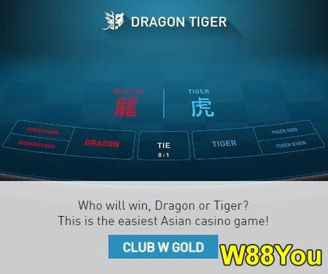 4 Dragon tiger casino strategy - Betting games to win $ 145
