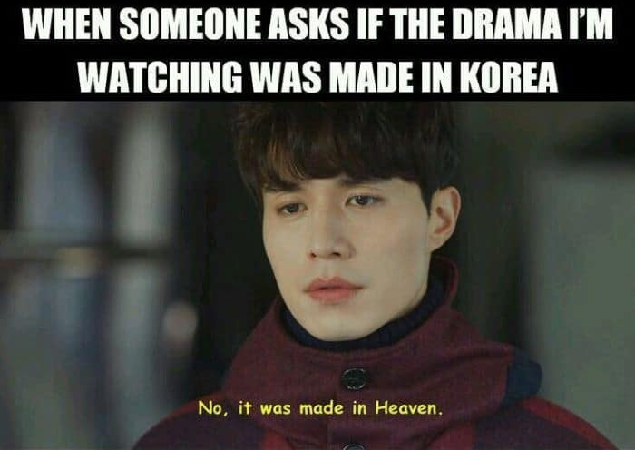 Watching Kdrama memes - Funny & relatable for viewers & fans
