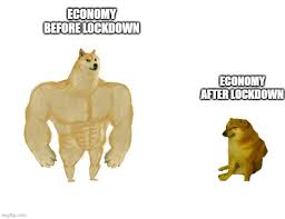 before and after lockdown memes - 06
