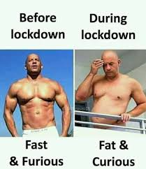 before and after lockdown memes - 09