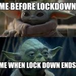 15 Funny & Relatable Before and After Lockdown Memes 2021